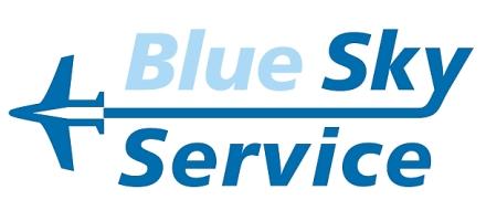 Logo Blue Sky Service